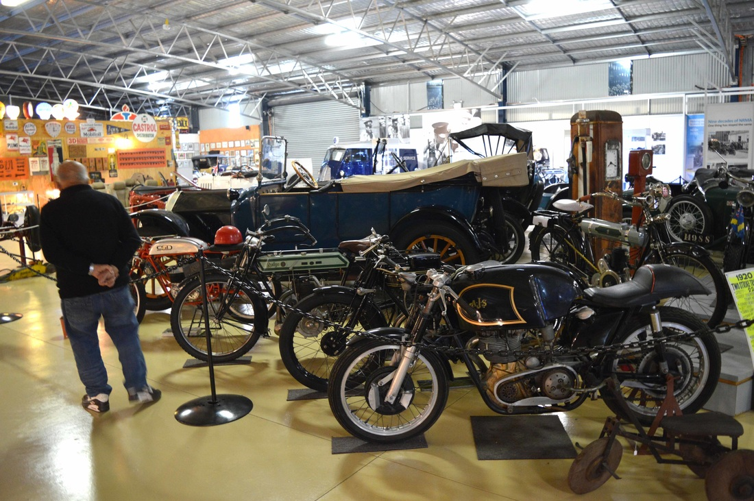 Motorlife Museum Model T Ford Club Of Australia Nsw Inc