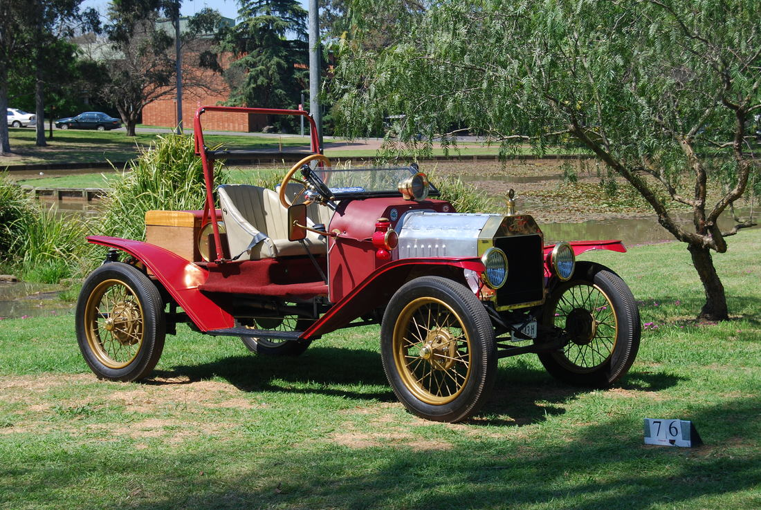 Model T Ford Club of Australia (NSW) Inc - Home